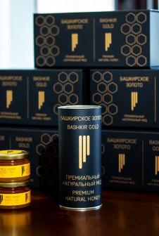Элитная упаковка для мёда