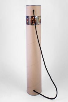 Тубус с ручкой на плечо для «Эрмитажа».