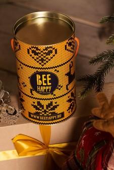 Новогодняя упаковка для сладких подарков.
