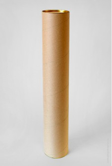 Картонный тубус 120×1000 мм