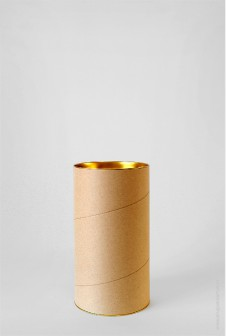 Картонный тубус 120×220 мм