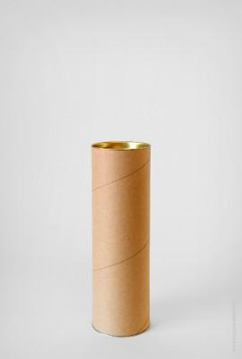 Картонный тубус 80×250 мм