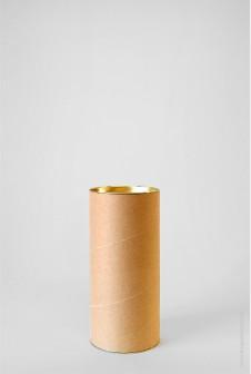 Картонный тубус 92×160 мм