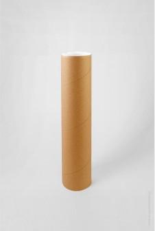 Картонный тубус 63×340 мм