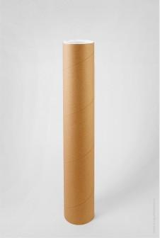 Картонный тубус 63×450 мм