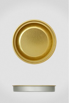 Крышка для тубуса Ø73 золото, евро