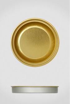 Крышка для тубуса Ø80 золото, евро