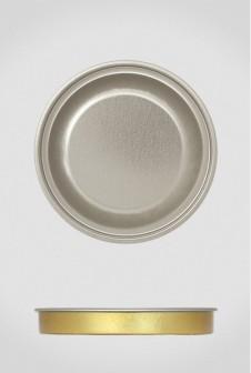 Крышка для тубуса Ø92 серебро, евро