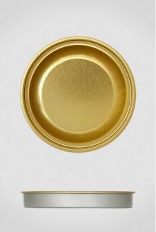 Крышка для тубуса Ø92 золото, евро