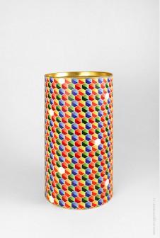 Подарочный тубус для конфет