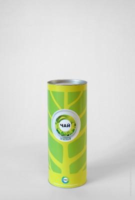 Тубус для чая с логотипом