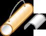 Ручки и наклейки